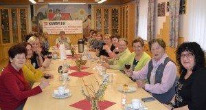 Kaffeejause der SPÖ Frauen